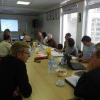 Društva invalidov in Severno Primorske KOO: Priprava plana za leto 2017