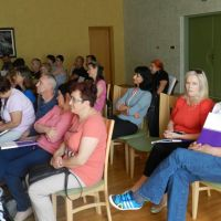 Usposabljanje za aktivno življenje in delo; Terme Topolšica, 18.-19.5.2018