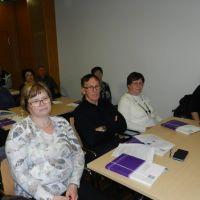Usposabljanje za invalide, ki prostovoljno delajo na DI, 7.-8.4.2017, Terme Topolšica