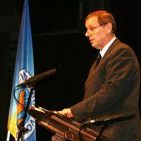 g. Drago Novak – govor ob podelitvi listine Mestni občini Nova Gorica