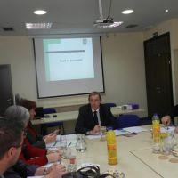 Usposabljanje »Okrepitev mreže aktivov delovnih invalidov«