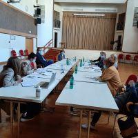 28.09.2021 – Drugi obisk projektnega sveta ZDIS za projekt ''Občina po meri invalidov'' v Občini Štore