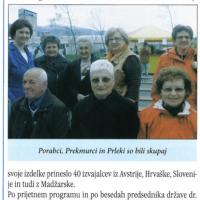 Tudi Porabci na razstavi ročnih in umetniških del invalidov.