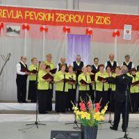 18. revija pevskih zborov DI ZDIS, Logatec, 14.5.2016