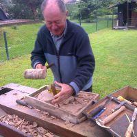 Delavnica »Okrasni izdelki iz lesa«