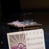 Logotip ZDIS-a soorganizator podelitve listine Občina po meri invalidov