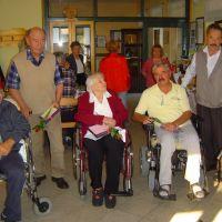 Srečanje nemočnih invalidov