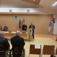 """Podelitev listine """"Občina po meri invalidov"""" za leto 2019 - Občina Mislinja"""