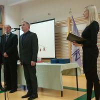 """Podelitev listine """"Občina po meri invalidov"""" za leto 2019 - Občina Prebold"""