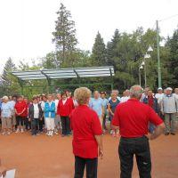 DI Ilirska Bistrica: balinarski turnir invalidov v Ilirski Bistrici