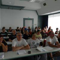 Usposabljanje ZDIS; Terme Čatež, 14.-15.9.2018