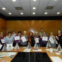 31.1. - 1.2.2019: Usposabljanje za invalide, ki prostovoljno delajo na DI, Radenci