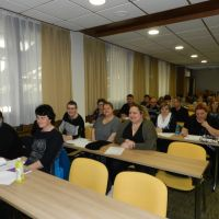 Usposabljanje za zaposlene in brezposelne invalide in aktive delovnih invalidov, marec 2019