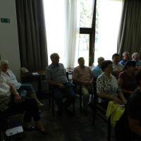 Usposabljanje za invalide, ki prostovoljno delajo na DI, Terme Čatež, 6.-7.6.2019: