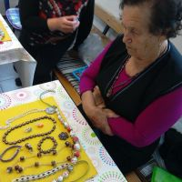 Delavnica - izdelovanje nakita iz različnih materialov, 08. - 15.04.2016 Radenci