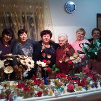 Delavnica »Izdelovanje cvetja iz različnih materialov«, Simonov zaliv - Izola 20.02.-27.02.2018