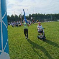Invalidi – nosilci olimpijske bakle