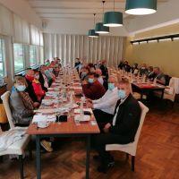 30.09.2021 - 4. Posvet za predsednike DI in predsednike Komisije za rekreacijo in šport pri DI, člane ZDIS; Rogaška Slatina