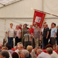 18. srečanje delovnih invalidov Slovenije v Logarski dolini, 4.7.2015