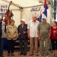 MDDI Celje: utrinki iz slavnostnega vseslovenskega srečanja invalidov na Kopah