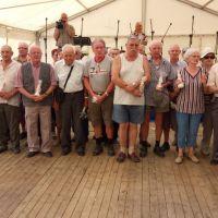 DI Hrastnik: Tradicionalno planinsko srečanje invalidov na Kopah