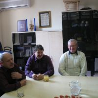 Predlagatelja odlikovanja na srečanju s člani UO ZDIS