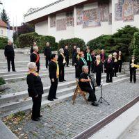 Pevski zbor Knapovsko sonce, DI Trbovlje