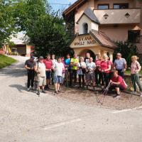 DI Črešnjevec na rehabilitaciji v Šmarjeških Toplicah