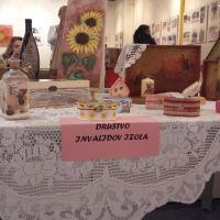 DI Izola: Razstava ročnih del