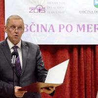 Podelitev listine Občini Dravograd