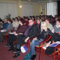 Prvo usposabljanje za aktivno sodelovanje in neodvisno življenje invalidov; Terme Čatež