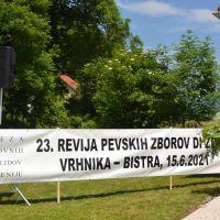 23. revija pevskih zborov društev invalidov Zveze delovnih invalidov Slovenije