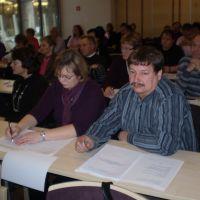 """Usposabljanje """"Okrepitev mreže aktivov delovnih invalidov"""" - Zreče"""